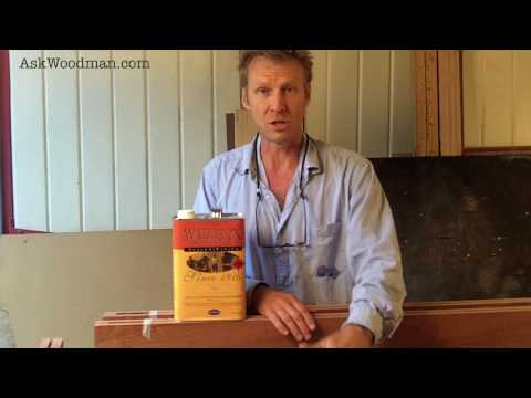 12 Intro To: How To Apply A Professional Finish Using Waterlox - SOLID WOOD DOOR SERIES -Video 1