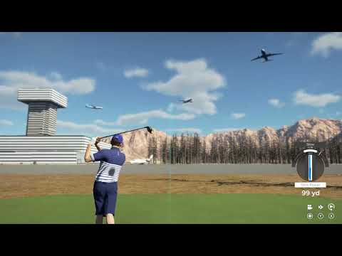 PGA TOUR 2K21 - AIRWAYS & FAIRWAYS - Gameplay (NO COMMENTARY) |