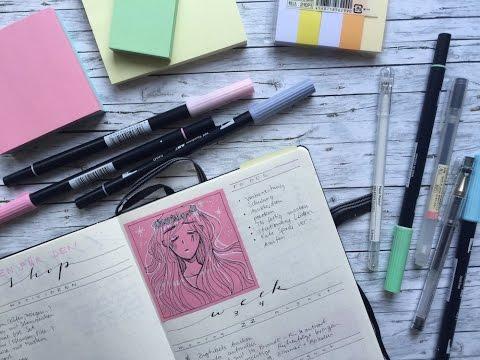 Mein Bullet Journal - Setup, Tools & Fazit nach 1 Monat
