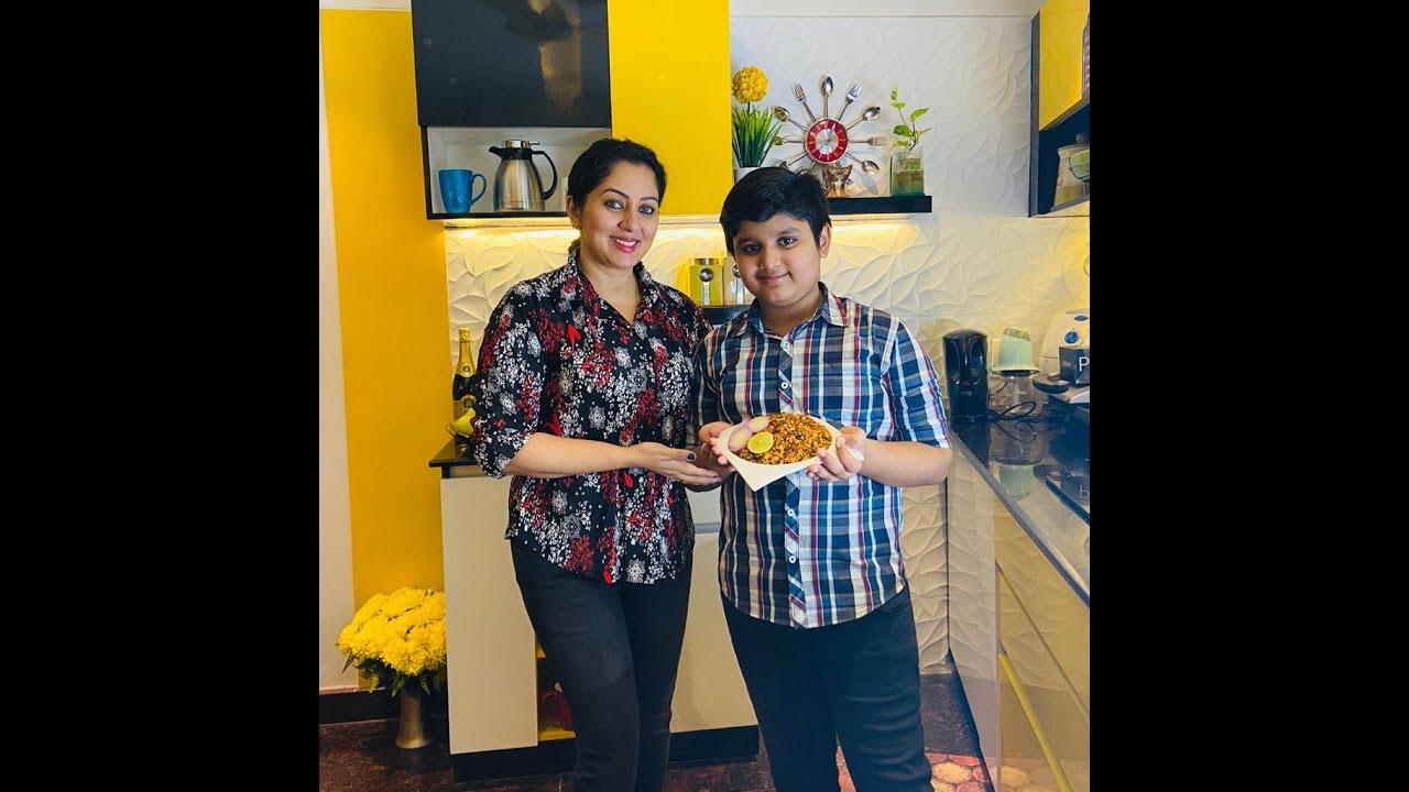 പനീർ ബുർജി|Paneer Bhurji|Sreeyas Foodie Crush|