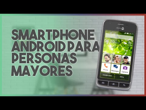 Doro Liberto 820 Mini - Review en español