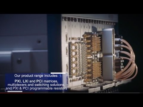 Take a look at Pickering Interfaces new video and learn more about us.