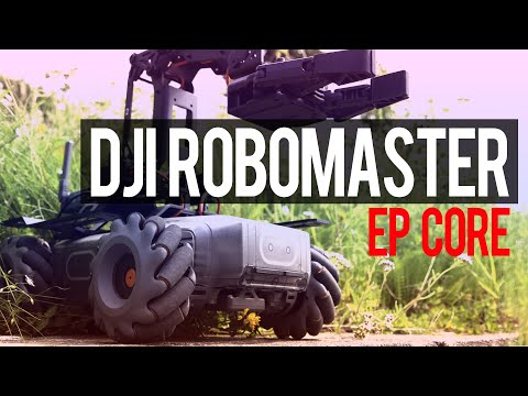 This DJI Robot is INSANE: Robomaster EP Core Review