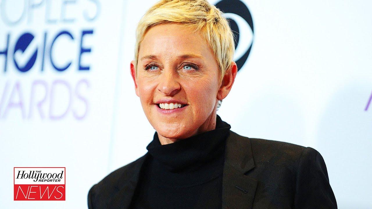 Ellen DeGeneres is Ending Her Daytime Talk Show 'Ellen' I THR News