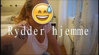 Rydder hjemme II Cleaning my home thumbnail