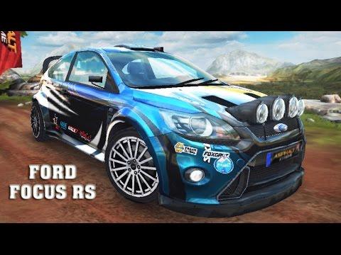 Asphalt Xtreme - Ford Focus RS (Temple Race) 1:10.884