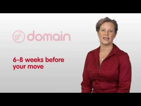 Tips for moving home with Melanie Dennis - Director of Domain Property Advocates