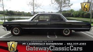 395-FTL 1964 Chevrolet Biscayne