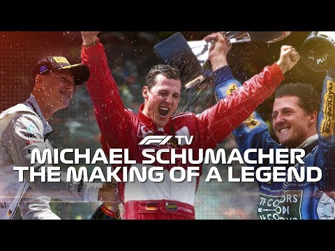 Michael Schumacher: The Making of a Legend (Exclusive F1TV Video)