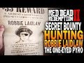 Secret Bounty In Rhodes! Hunting Robbie Liadlaw! Red Dead Redemption 2