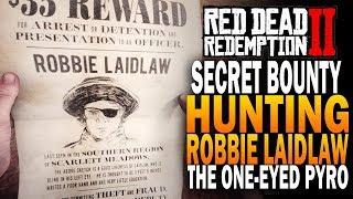 Secret Bounty In Rhodes! Hunting Robbie Liadlaw! Red Dead Redemption 2