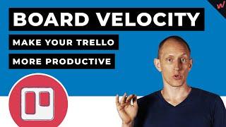 "Trello Productivity Tip: Use ""Board Velocity"" to Get More Done"