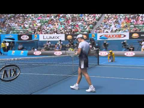 Match point: Kuznetsova d Henin