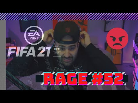 FIFA 21 ULTIMATE *RAGE* COMPILATION #52 😡😡😡 |