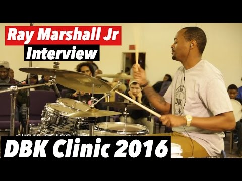 Ray Marshall Jr. DBK Clinic 2016 Interview
