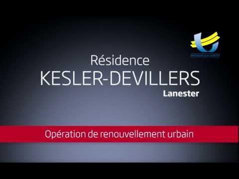 Bretagne Sud Habitat : ANRU Lanester