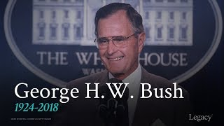 RIP George H.W. Bush (1924 - 2018), 41st president of the United States