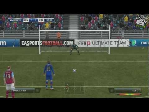 КАК ИГРАТЬ В НОГОМЯЧ? (FIFA 13)