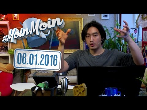#MoinMoin mit Budi | VR, Legacy of the Lauch und Apple baut Autos? | 06.01.2016