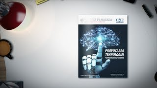 A aparut revista Alfa Omega TV Magazin 8.5 - Provocarile tehnologiei pt credinta si societate (sep-oct 2018)