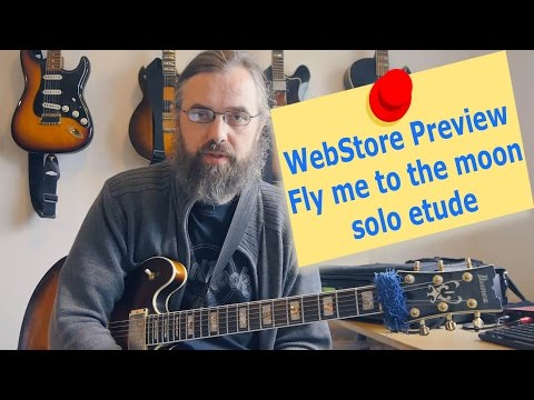 WebStore Preview: Fly me to the moon - Solo Etude