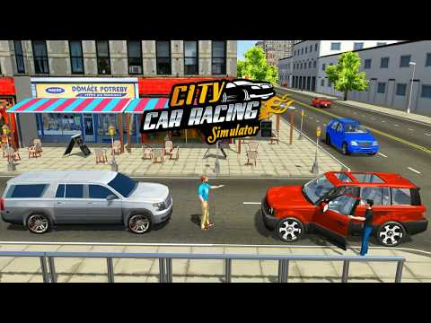 City Car Racing Simulator 2018 Apps On Google Play