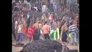 Goa Party 1992 -  Maharashtra Holi Party (morning)