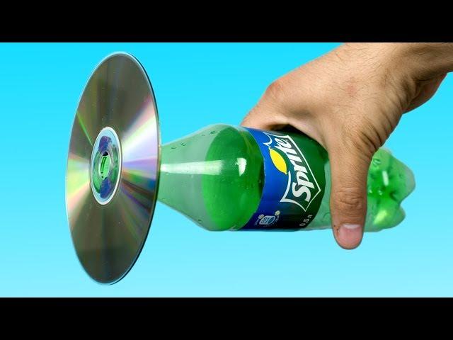 17 полезных идей с пластиковыми бутылками