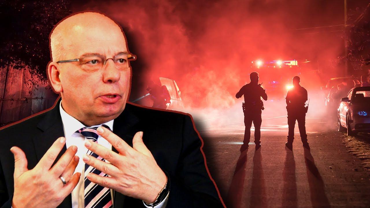 """Rainer Wendt: """"Deutschland ist sicher? Ich setze da ein großes Fragezeichen!"""""""