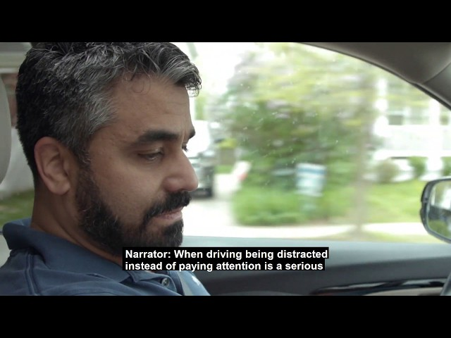 Safe Routes Safety Snippets: Distracted Driving