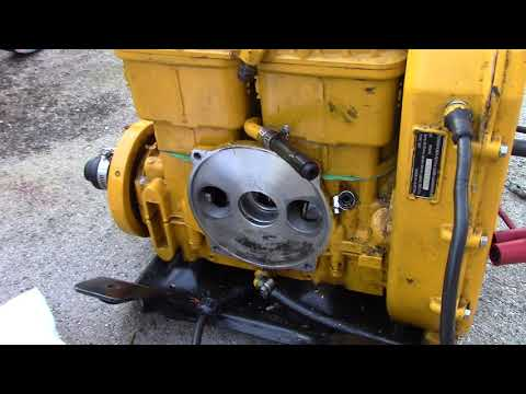 Seadoo 587 Yellow Engine Teardown Update XP GTX - Видео онлайн