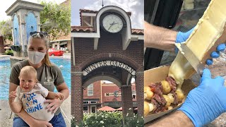 Exploring Downtown Winter Garden! | Foodie Paradise, FL's Oldest Working Elevator & Train Museum!