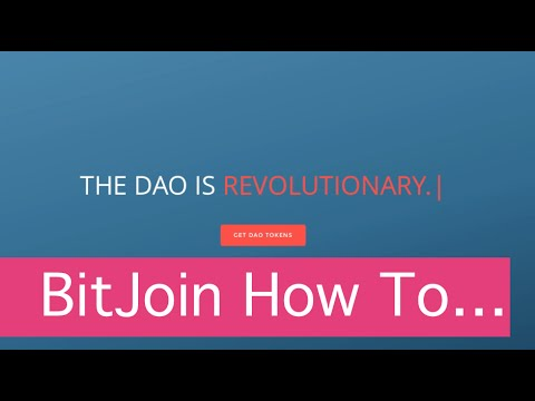 How to turn Swedish Krona in to DAO tokens.