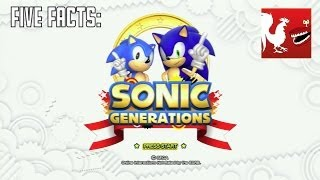 Five Facts - Sonic Generations | Rooster Teeth