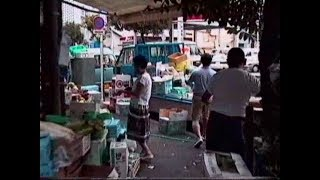 1991 東五反田の散策散歩 Higashi-Gotanda Afternoon Walkabout 910805