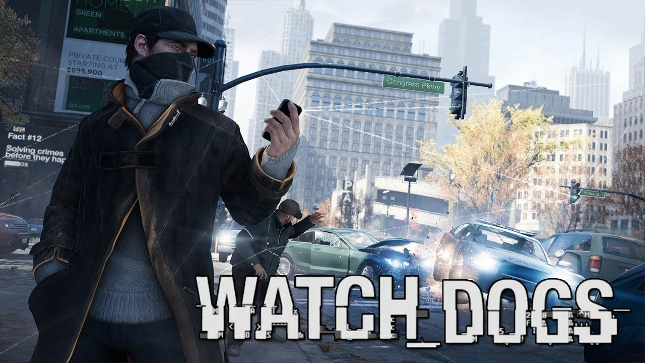 Watch Dogs 'New Open World Gameplay' TRUE-HD QUALITY - YouTube