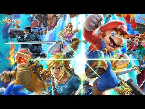 Super Smash Brothers Ultimate - Final Destination (Fanmade)