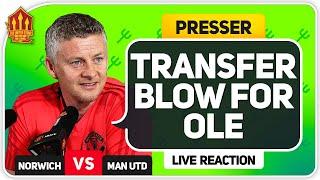 Solskjaer Press Conference Reaction! Bellingham Transfer Blow!  Man Utd vs Bournemouth The United Stand