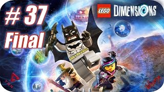 LEGO Dimensions - Gameplay Español - Capitulo 37 Final - 1080pHD