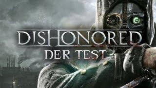 Dishonored - Test / Review (german/deutsch)