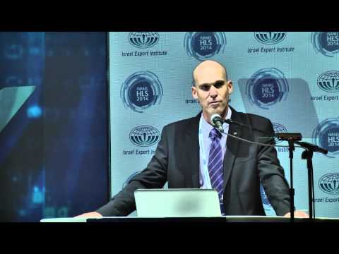 Ofer Sachs - CEO, The Israel Export Institute, Israel