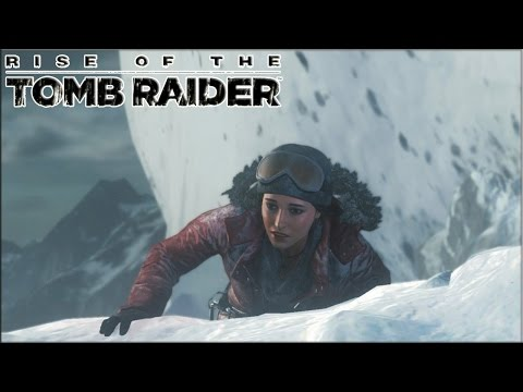 Rise of the Tomb Raider [Xbox 360] Part 1 - Introduction