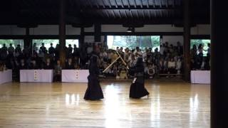 Masatake Sumi Sensei, Hachidan Hanshi, 113th All Japan Kendo Enbu Taikai, Kyoto, May 5th 2017