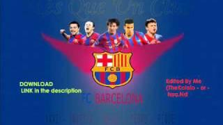 Download fc barcelona wallpaper -