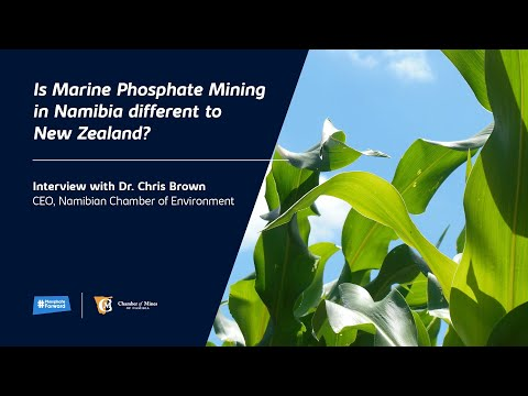 Is Marine Phosphate Mining in Namibia different to New Zeala