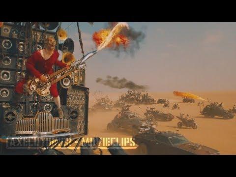 Mad Max: Fury Road |2015| All Battle Scenes [Edited]