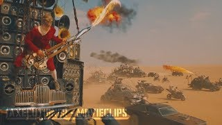 Mad Max: Fury Road |2015| All Battle Scenes [Edited] streaming