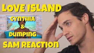 Love Island Australia Reaction Video (EMOTIONAL) - CYNTHIA & DUMPING