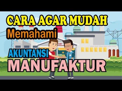 Penjelasan Lengkap Akuntansi Perusahaan Manufaktur