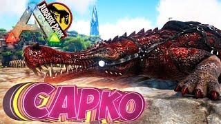 БИТВА БОССОВ и АЛЬФА САРКО - ARK Survival Evolved Модифицированное Выживание #20